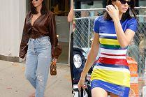 Stylowe Kardashianki podbijają Nowy Jork