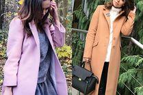 Jakie pastelowe płaszcze wybierają celebrytki?