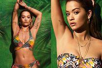 Pachy Rity Ory w reklamie kostiumów kąpielowych