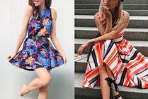 Najmodniejsze sukienki na lato w stylizacjach celebrytek