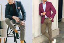 Najciekawsze stylizacje smart casual - jakie wybierają celebryci?