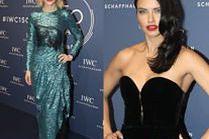 Blanchett w cekinach i seksowna Lima na gali w Genewie