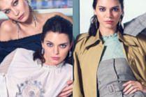 Jenner i Hadid ZNOWU reklamują chińską markę odzieżową