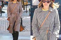 #TRENDY: Jessica Biel w lekkim płaszczu