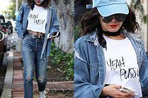 #TRENDY: Dżinsowy total look Vanessy Hudgens