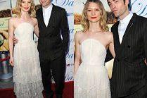 """""""Alternatywni"""" Pattinson i Wasikowska promują nowy film"""