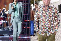 Najciekawsze koszule męskie w stylizacjach gwiazd