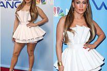 """Jennifer Lopez świeci udami na premierze """"World of Dance"""""""