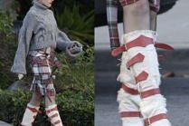 Gwen Stefani w kowbojskich butach