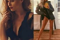 Koronkowe body poza sypialnią - jak noszą je celebrytki?