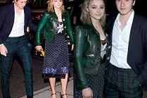 Młody Beckham idzie z dziewczyną na imprezę
