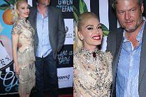 Wiecznie młoda Gwen Stefani przytula się do chłopaka w Las Vegas