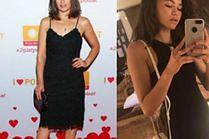 Czarna prosta sukienka - ponadczasowy trend na czerwonym dywanie