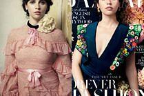 """Aktorka z """"Gwiezdnych Wojen"""" na okładce """"Harper's Bazaar"""""""