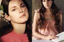Lana Del Rey w romantycznej sesji