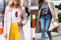 Najciekawsze uliczne stylizacje tygodnia: Marina, Boruc, Bosworth...