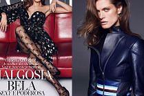 """Małgosia Bela na okładce portugalskiego """"Vogue'a"""""""