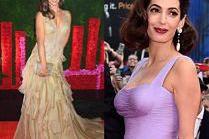 NAJLEPSZE stylizacje września: Rusin, Jolie, Clooney...
