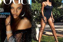 """Rihanna powraca na okładce amerykańskiego """"Vogue'a"""""""
