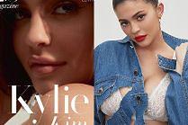 Kylie Jenner flirtuje z obiektywem w nowej sesji