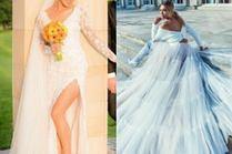Najpiękniejsze obuwie ślubne - jakie wybierają celebrytki?