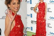 Nicole Richie w sukience za 60 tysięcy na gali w Hollywood