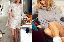 Sukienki zimowe – jakie wybierają gwiazdy?