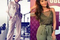 Moda na szerokie spodnie trwa - 5 stylizacji