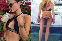 Najmodniejsze czarne bikini – 5 propozycji