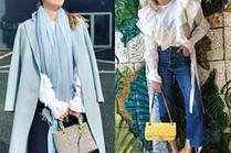 Modne pikowane torebki – jakie wybierają gwiazdy?