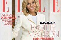 "Brigitte Macron na okładce ""Elle""!"