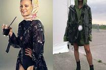 Płaszcz przeciwdeszczowy też może być trendy - 6 inspiracji