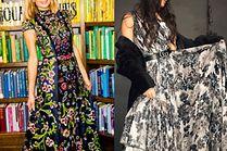 Długie sukienki w kwiaty - największe trendy