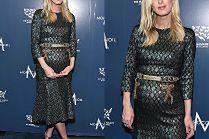 Ciężarna Nicky Hilton w sukience za 12 tysięcy