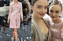 Polskie modelki na wybiegu Chanel w Paryżu