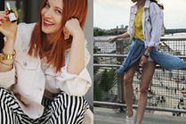 Stylizacje z białą jeansową kurtką – 5 propozycji