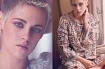 "Delikatna Kristen Stewart w ""Harper's Bazaar"""