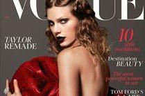 "Taylor Swift na okładce ""Vogue'a"""