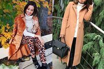 Brązowe płaszcze damskie - najmodniejsze modele