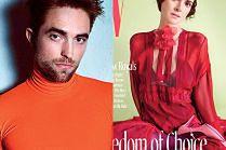 """Pattinson i Ryder na okładkach """"W Magazine"""""""