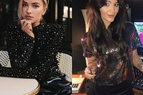 Bluzki na imprezę - jakie wybierają gwiazdy?