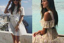 Białe sukienki na lato - najmodniejsze propozycje