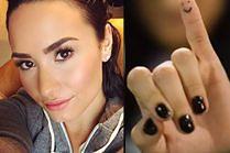 Demi Lovato ma kolejny tatuaż!