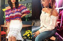 Najpiękniejsze bluzki hiszpanki - 5 inspiracji