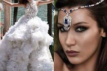 "Bella Hadid pozuje dla arabskiego ""Harper's Bazaar"""