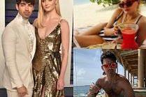 Joe Jonas i Sophie Turner wyjechali na Malediwy. Tak spędzają swój miesiąc miodowy
