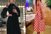 Sukienki koktajlowe midi - najmodniejsze modele