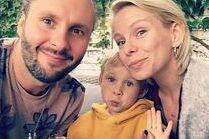 Alicja Janosz pochwaliła się rodzinnym zdjęciem. Jej syn obchodził niedawno 5. urodziny (FOTO)