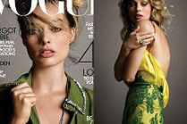 """Margot Robbie jako kameleon w sesji dla amerykańskiego """"Vogue'a"""""""
