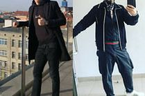 Czarna bluza w stylizacjach celebrytów - jak ją nosić?